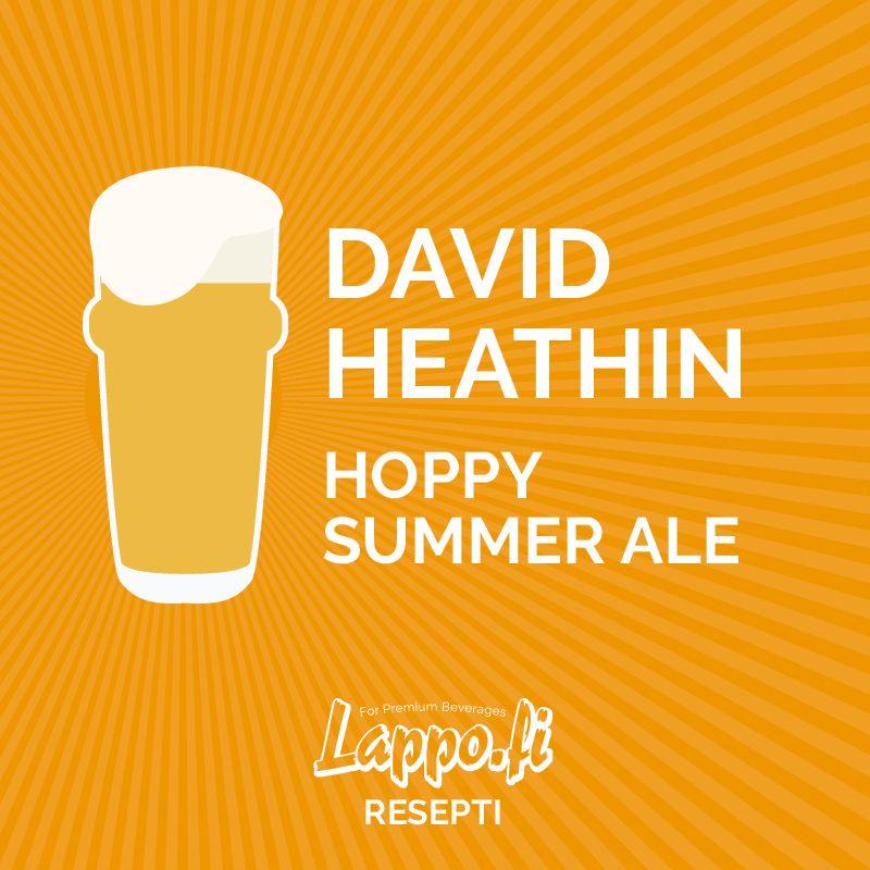 David Heathin Hoppy Summer Ale