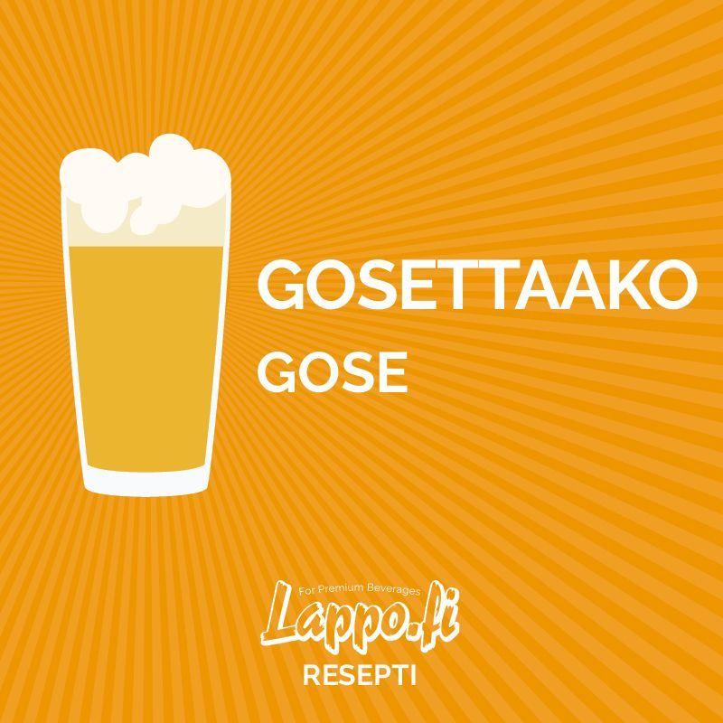 Gosettaako – Gose