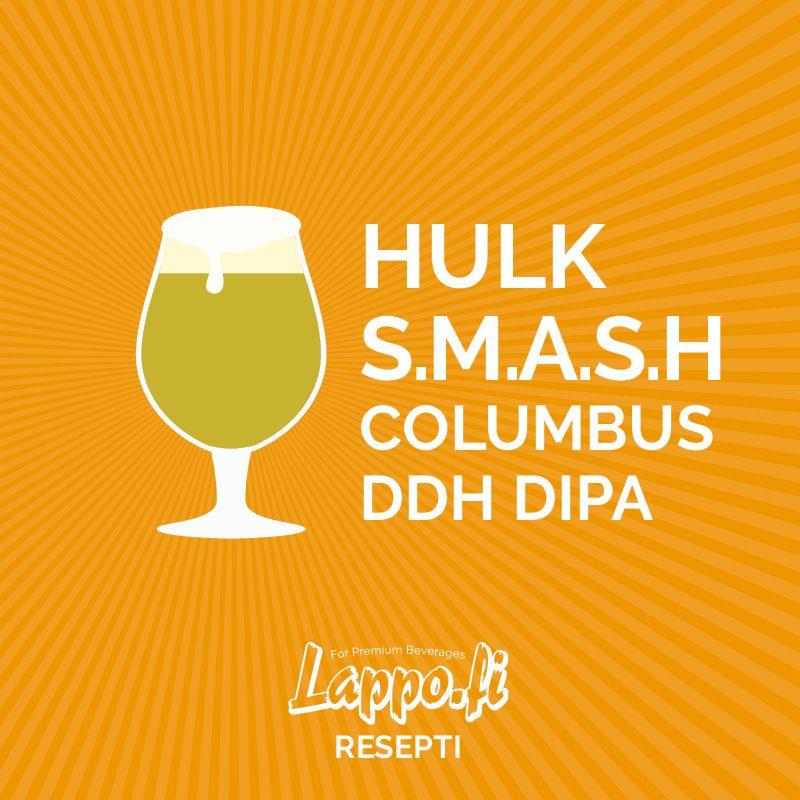 HULK S.M.A.S.H Columbus DDH DIPA