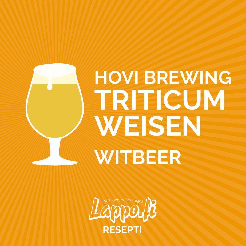 Hovi Brewing Triticum Weizen