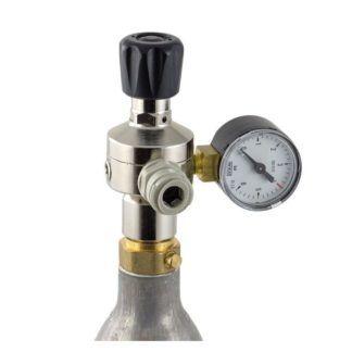 Regulaattori Sodastream-pullolle