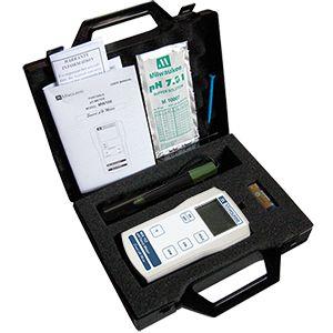 Digitaalinen pH-mittari ruoalle MW102-FOOD