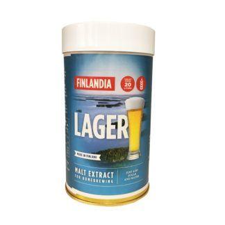 Finlandia lager olutuute
