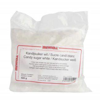 Kandisokeri valkoinen, murskattu 500 g