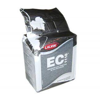 Kuivattu viinihiiva Lalvin EC-1118 500 g