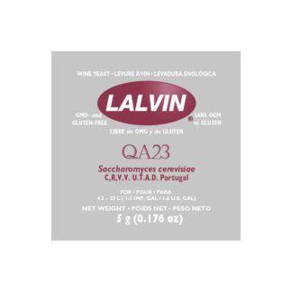 Kuivattu viinihiiva Lalvin QA23