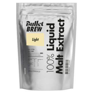 Olutuute Premium Lager Bullet Brew 1,8 kg