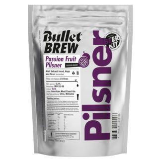Olutuute Bullet Brew Passion Fruit Pilsner