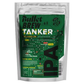Olutuute Tanker Reloaded IPA Bullet Brew 2,5 kg