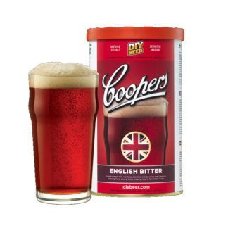 Olutuute Coopers English Bitter 1,7 kg