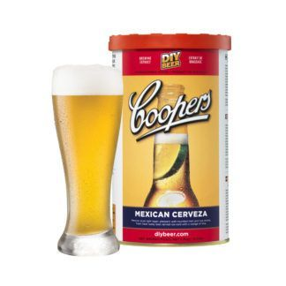 Olutuute Coopers Mexican Cerveza
