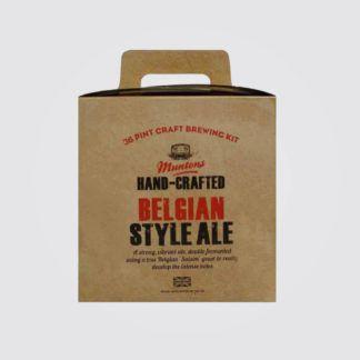 Olutuute Muntons Belgian Style Ale 3,5 kg