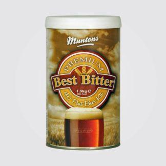 Olutuute Muntons Best Bitter 1,5kg