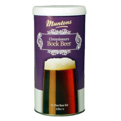 Olutuute Muntons Bock Beer 1,8kg