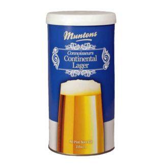 Olutuute Muntons Continental Lager