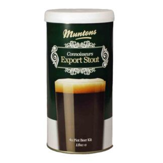 Olutuute Muntons Export Stout