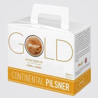Olutuute Muntons Gold Continental Pilsner