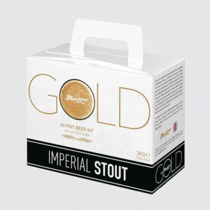 Olutuute Muntons Gold Imperial Stout