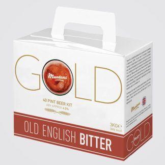 Olutuute Muntons Gold Old English Bitter