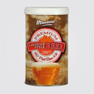 Olutuute Muntons Canadian Ale 1,5kg