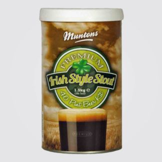 Olutuute Muntons Premium Irish Style Stout