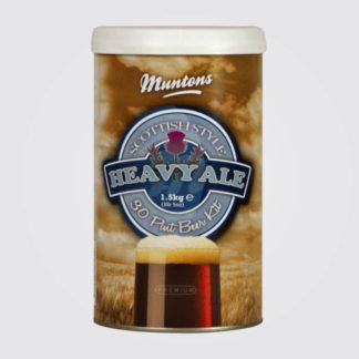 Olutuute Muntons Scottish Heavy Ale 1,5kg