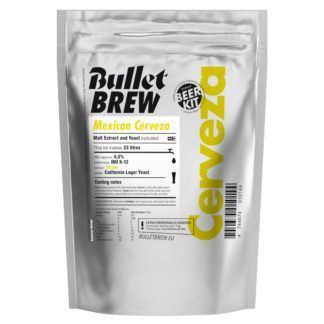 Olutuute Bullet Brew Mexican Cerveza