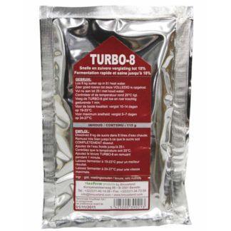 Pikahiiva Turbo-8