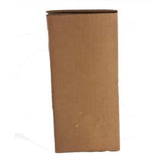 Ruskea laatikko 3 litran Bag in Box -hanapakkaukselle