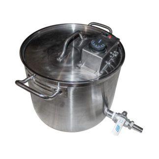 Pastörointikattila mehulle, 98 litraa