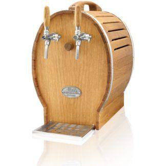 Jäähdyttävä oluthanalaite kompressorilla ja puukuorella Soudek Soudek 30/K
