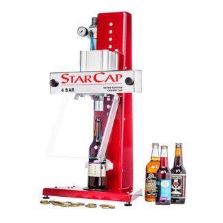 Paineilmakorkitin StarCap kruunukorkeille