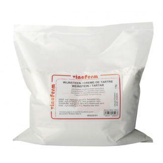 Kaliumbitartraatti Tartar 1kg