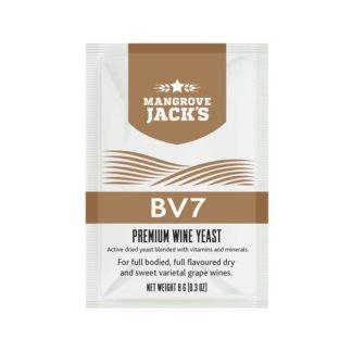 Viinihiiva Mangrove Jack's BV7 Wine Yeast 8g