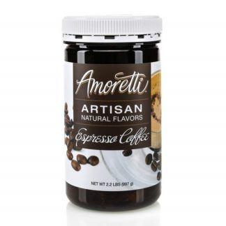 Amoretti Espresso makutiiviste