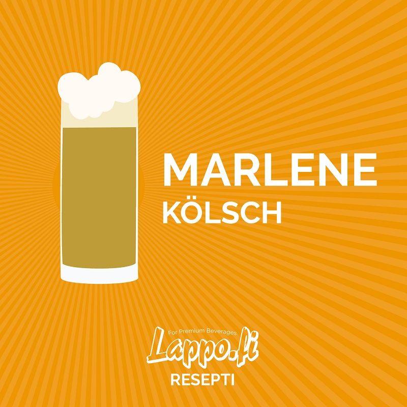 Marlene – hunajainen kölsch