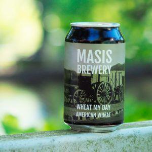Lappo panimolta kotiin - reseptisarja Masis Brewery Wheat My Day