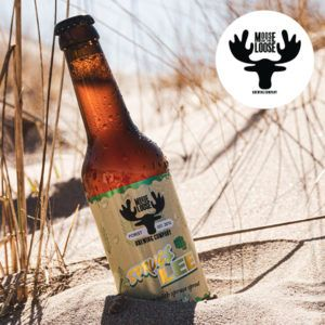 Moose on the loose Spruce Lee olutresepti