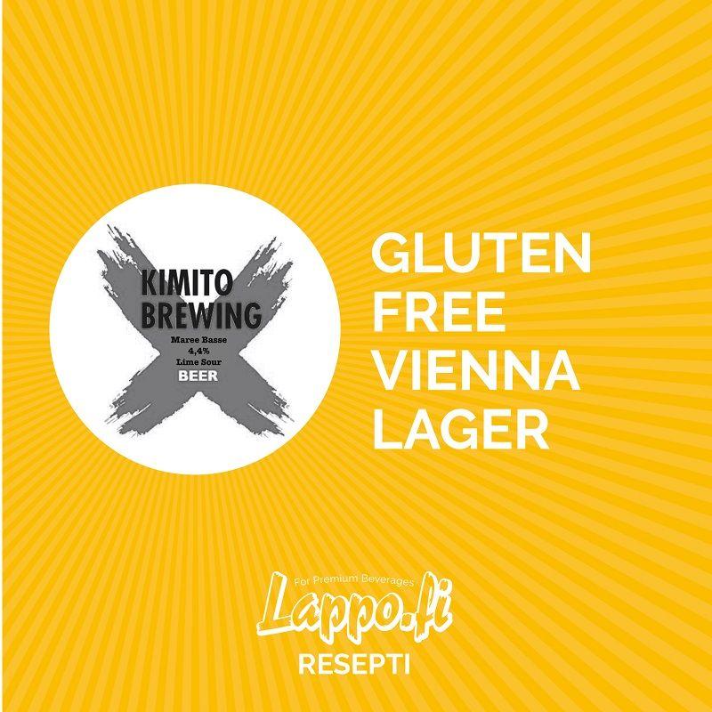 #4 Kimito Brewing – Gluten Free Vienna Lager