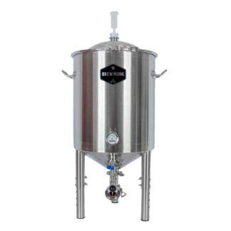 Brew Monk käymisastia ruostumatonta terästä 55 litraa
