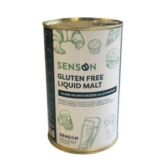 Gluteeniton mallasuute Senson 1,5 kg