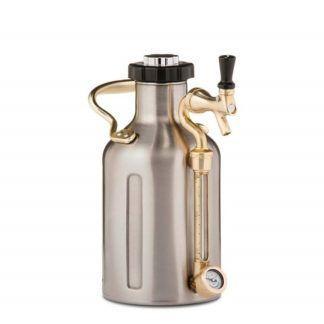 Paineenkestävä growler uKeg 64 - 1,9 litraa