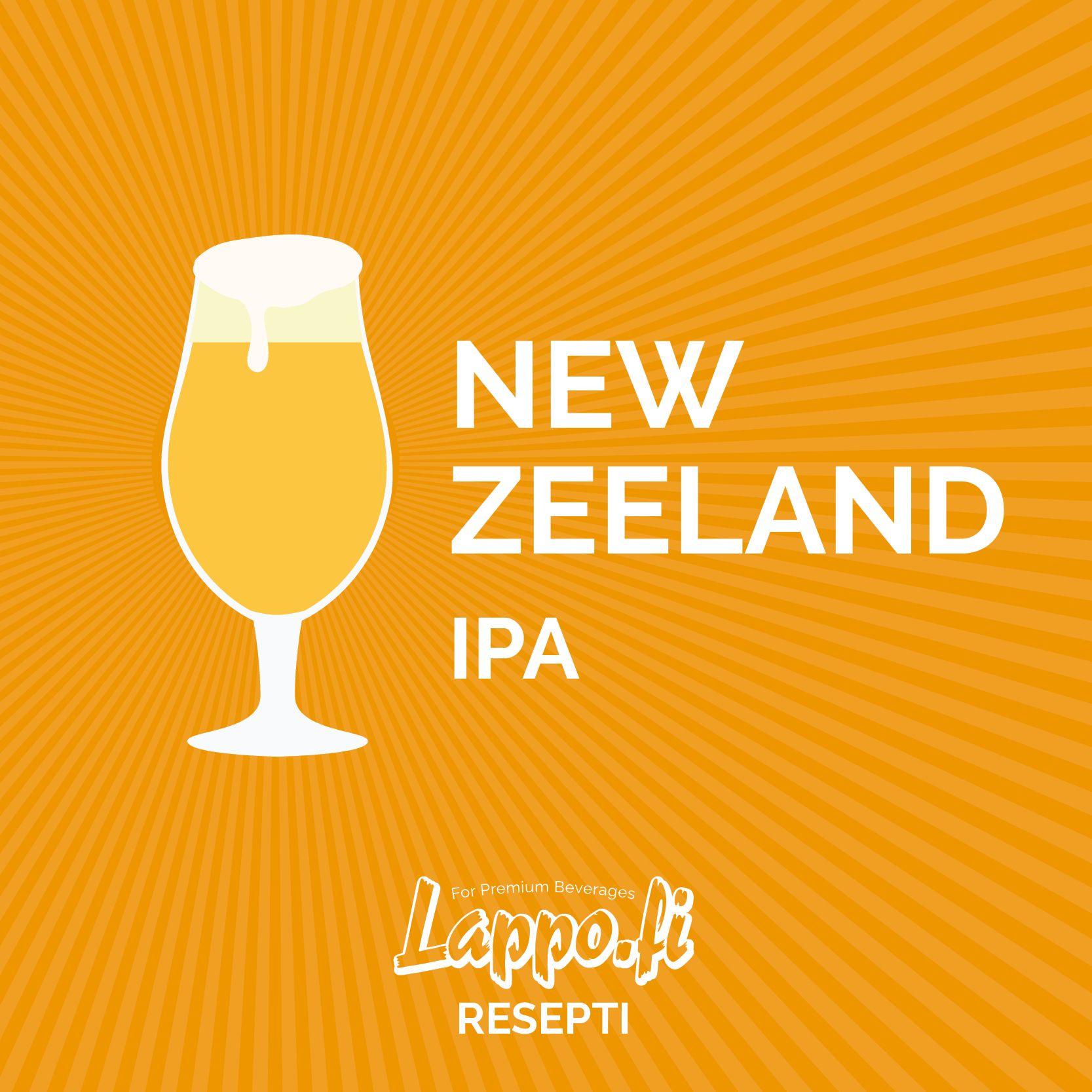 New Zeeland IPA