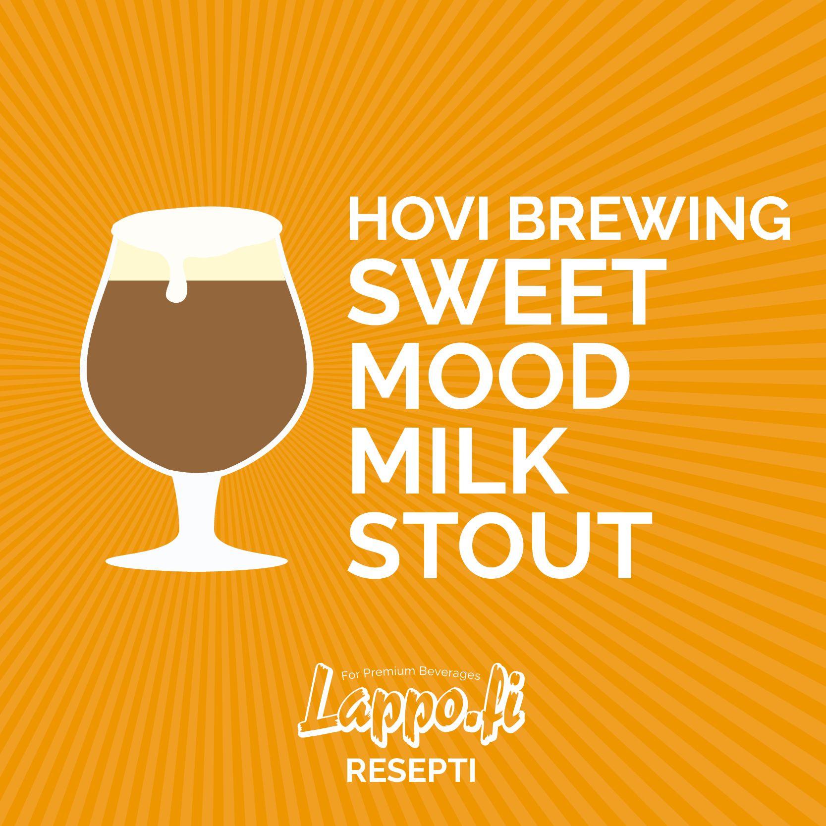 Hovi Brewing – Sweet Mood Milk Stout
