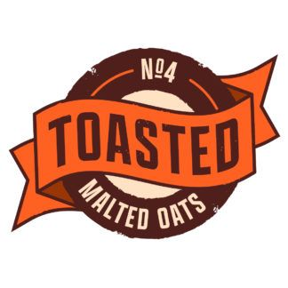 Crisp small patch #4 Toasted malted oats paahdettu kauramallas