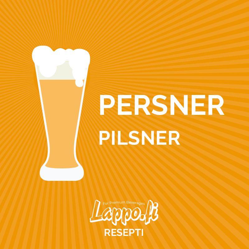 Persner – pilsner