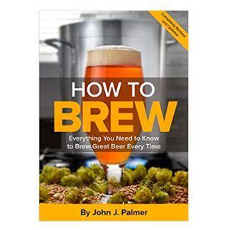 """""""How To Brew"""" - John Palmerin klassikkoteos oluen kotivalmistuksesta aloittejoille ja edistyneille on nyt uudistettu neljänteen painokseen. Helppotajuinen ja selkeä teos käy läpi oluen kotivalmistuksen vaihe vaiheelta, johdattaen lukijan oluenpanon salaisuuksiin yleistajuisesti mutta tarkasti. """"How To Brew"""" on täynnä hyödyllistä tietoa, panimotekniikoita ja reseptipohjia, kirjassa on käyty myös läpi raaka-aineita ja valmistusvälineistöä. Tämä opus tulee olla jokaisen panomiehen kirjahyllyssä. Neljännessä laitoksessa uutta: Kokonaan uudet kappaleet mallastuksesta, vahvojen oluiden panemisesta, hedelmä- ja hapanoluiden valmistuksesta sekä vedenparannuksesta ja -muokkauksesta. Lisätietoa valmispakettien käytöstä Täysin uudistettu kappale mäskäyksestä ja huuhtelusta Tarkempaa tietoa brew-in-a-bag -menetelmästä Selkeämpi ja parempi graafinen ilme Tekijä: John Palmer Kieli: Englanti"""